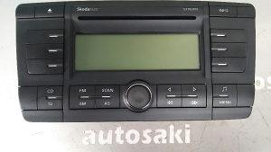 CD RADIO SKODA OCTAVIA A5