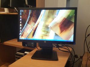 """HP Compaq LED monitor - 23"""""""