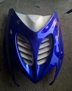 Yamaha aerox prednja plastika