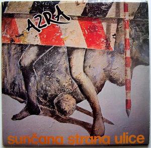 Azra -  Sunčana strana ulice - dupli album