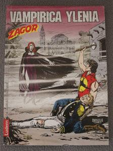 Zagor 208 - Vampirica Ylenia (Ludens)