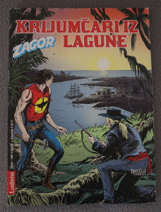 Zagor 208 - Krijumčari iz lagune (Ludens)