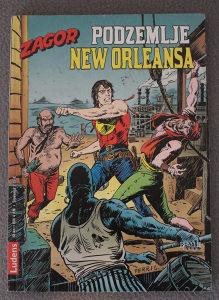 Zagor 157 - Podzemlje New Orleansa (Ludens)