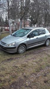 Peugeot 307 1,4 benzin