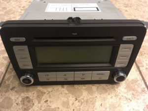 Radio rcd 300 mp3