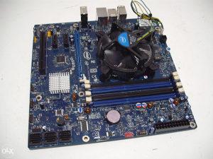Matična ploča Intel H55/Intel Core i5 760