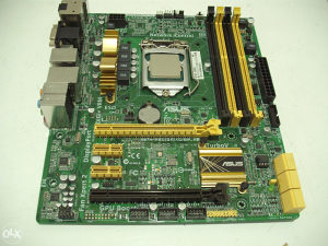 ASUS H87M-PRO/Intel Core i3 4130 3.4GHz