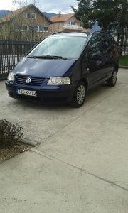 VW SHARAN 1,9 TDI 85 KW 7 SJEDISTA