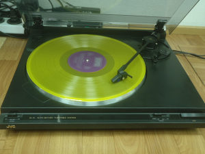JVC AL-A1 Gramofon