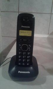 Fiksni bežični telefon Panasonic malo koristen