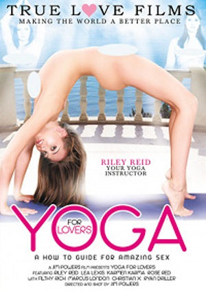 Yoga For Lovers - A How To Guide For Amazing Sex-DVD
