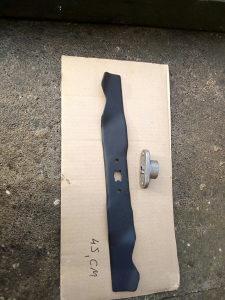 Nož za kosilicu