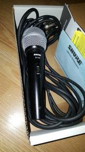 Shure mikrofon