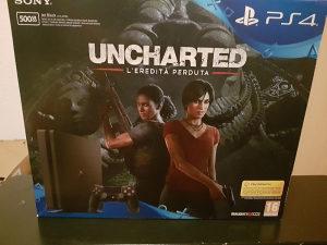 PlayStation 4 ps4 uncharted editon