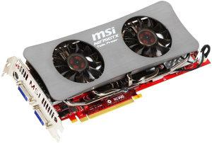 MSI N260GTX OC