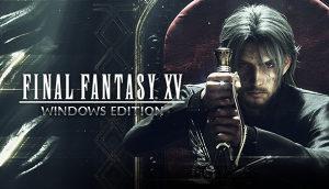 Final Fantasy XV Windows Edition Steam cd key