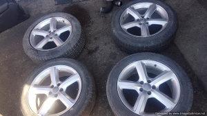 Aluminijumske felge gume 19'' Audi 5x112 A4 Q5
