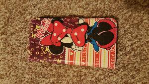 Galaxy S5 preklopna maska Minnie