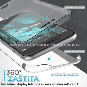 360° Maska S9 S8 Note 8 S6 Edge Plus iPhone 6 7 8 X