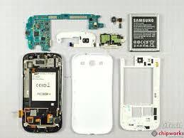 Galaxy S3 Dijelovi