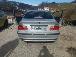 BMW 320 e46 DIJELOVI