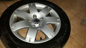 VW HIGHLINE 16-ke 5×112 kao nove