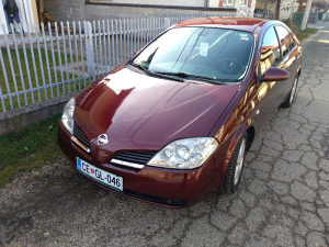 Nissan Primera stranac slovenske table