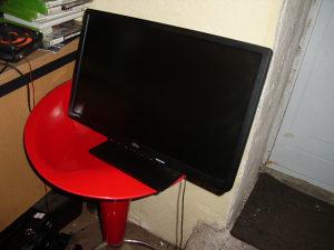 """FUJITSU  LCD 20"""" DVI-a na HDM-i"""
