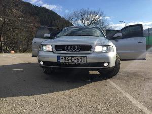 Audi A4 qvattro