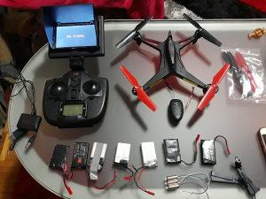 Dron(quadcopter) ALIEN x250