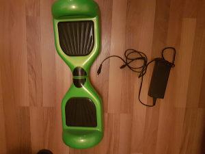 Hoverboard zeleni + punjac
