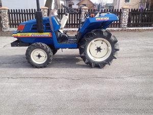 Traktor duplak Iseki