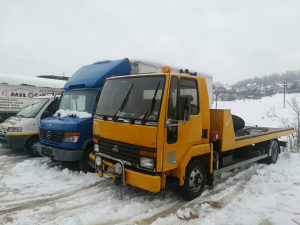 Iveco Ford cargo 813