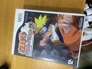 Naruto nintendo wii