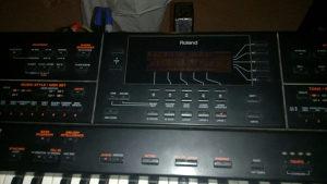 Klavijatura Roland- G-600
