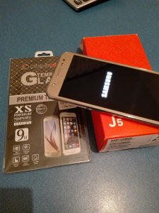"Samsung Galaxy J5 DualSim ""NOVO"""