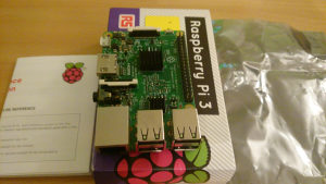 Raspberry Pi 3 Model B sa hladnjacima