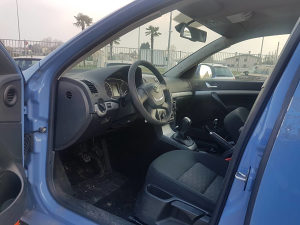 Instrument tabla.airbag SKODA OCTAVIA 2009-2013 god