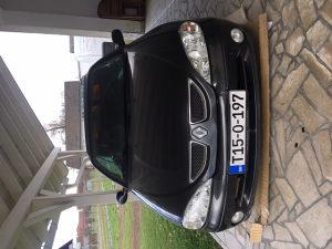 Auto Renault Megane kabriolet