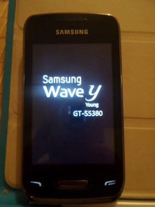 Samsung Galaxy Wave Y