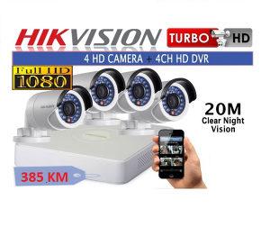 Hikvision Full HD Set
