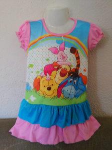 Disney haljinica 98, ali moze I duze kao tunikica