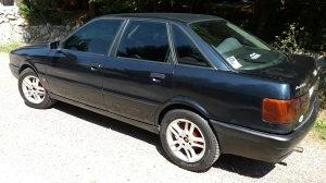 Audi 80 jaje 1.8 plin registrovan
