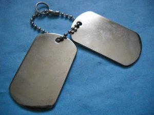 Vojne pločice - pločica