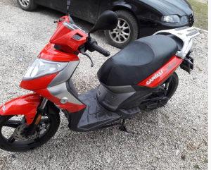 Motor skuter GARELLI