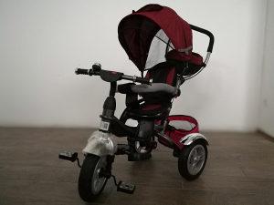 Tricikl/triciklo/guralica za djecu -  rotirajuce l NOVO