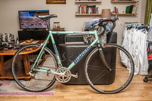 Cestovni bicikl Bianchi