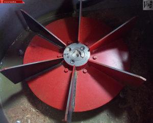 Rotor - propeler