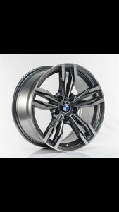 ALU FELGE R18 BMW