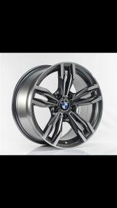ALU FELGE R17 BMW